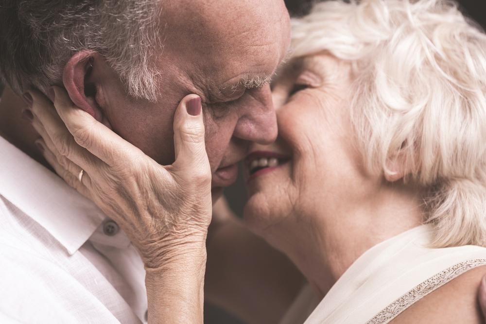 Секс в старости — секс никогда не был лучше